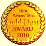 Gold Dust Writers Site Award, 2010