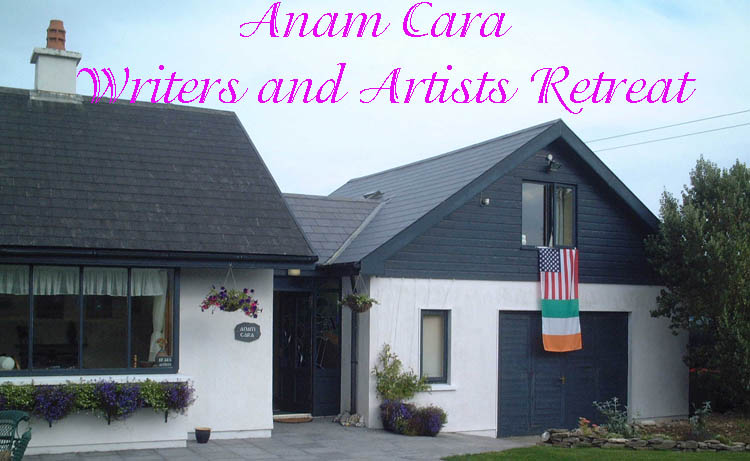 Anam Cara Writers and Artists Retreat